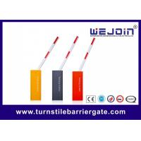 Buy cheap IP54 Traffic Barrier Security Parking Lot Gate Control Systems Digital Limit from wholesalers