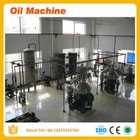 Buy cheap New condition soybean oil making machine in india soybean processing equipment from wholesalers