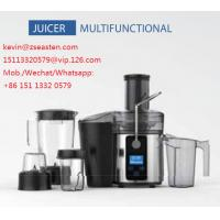 Buy cheap 800W Multi-functional Juicer EJ03BP / World Wide Patent Double Layer Filters 2.0 Liters Juicer Produced by Easten from wholesalers