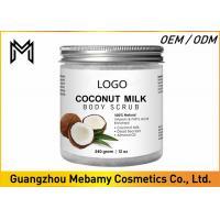 Naturals Exfoliating Skin Care Body Scrub Brown Sugar High Potent Coconut Milk