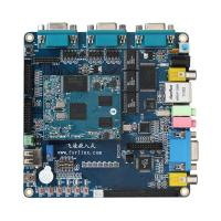 Buy cheap Forlinx Embedded ARM11 Single Board Computer TE6410 Development kit, 667MHz 256MB DDR/2GB FLASH Linux WinCE Android product