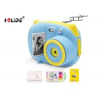 Buy cheap Compact Size Waterproof Video Camera Toy TFT Display Screen With WiFi Printer Paper from wholesalers