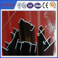 Buy cheap aluminium manufacturer best selling aluminum decoration profiles kitchen cabinet supplier from wholesalers