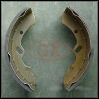 Buy cheap Automobile Brake Shoe Brake Drum Brake Pad FUSO K6722 from wholesalers