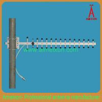 Buy cheap 1920-2170MHz 16dBi heavy-duty extruded anodized Aluminum Yagi Antenna 3g antenna from wholesalers