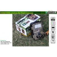 Buy cheap 720P Wildview Deer Game Scouting Camera 8210A with Camouflage Appearance from wholesalers
