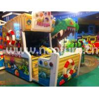 Buy cheap Defend Submarine Redemption Machine NF-R65A,Ticket Redemption Games On Sell ,China Amusement Rides from wholesalers