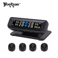 Buy cheap Wifi Tyre Pressure Monitor 433mhz Digital Smart TPMS Tyre Pressure Sensor from wholesalers