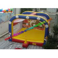 Buy cheap PLATO 0.55 PVC Interactive Inflatable Sport Games Inflatable Baseball Field Outdoor from wholesalers