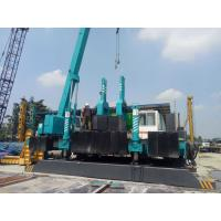 Buy cheap Mini Hydraulic Piling Machine , Small Pile Driving Equipment No Noise product