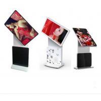 Buy cheap JC Floor Standing Vertical Advertising Display Rotating Screen Digital Signage from wholesalers