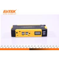 Buy cheap A++ Quality 69800mAh 12v Jump Starter 4USB12V Booster Portable Car Battery Jumper from wholesalers