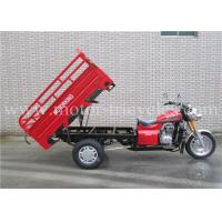 Buy cheap Disc Brake Automatic 3 Wheel Motorcycles Steel Plate Chassis / Suspension from wholesalers