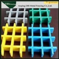 Buy cheap FRP Fiberglass Reinforced Plastic Grating For Stair Treads / Walkways / Drainage Cover from wholesalers