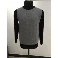 Buy cheap Cable Knit Mens Turtleneck Sweater , Merino Wool Nice Sweaters For Guys from wholesalers