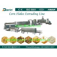 Buy cheap CE Certificate Corn flake making machine / maize flakes machinery from wholesalers