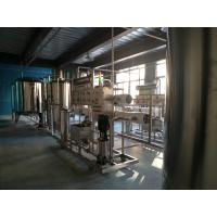 Buy cheap Touch Screen Complete Bottled Water Production Lines With Reverse Osmosis System from wholesalers