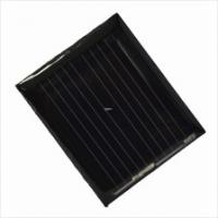 Buy cheap 3W 12V Monocrystalline Silicon Solar Panels / DIY Solar Charger DC Output from wholesalers
