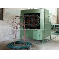 Buy cheap PVC Coated Gabion Mesh Machine , High Speed PVC Coating Line Stable Output from wholesalers