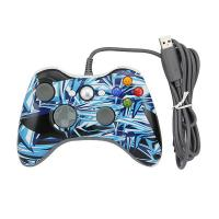 Buy cheap Remote XBOX 360 Game Controller Wired Connection Dual Rumble Motors Ergonomic Shape from wholesalers
