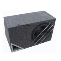 Buy cheap 500W RMS Car Speaker Boombox Two Sides Carpet High-Temp Aluminum Voice Coil from wholesalers