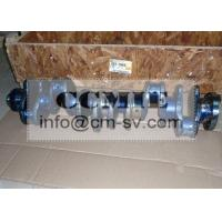 Buy cheap Diesel Engine Type Flat Plane Forged Steel Crankshaft  High Performance from wholesalers
