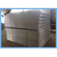 Buy cheap Powder Coated Welded Wire Mesh , Hot Dipped Galvanized Wire Fence PanelsBlack from wholesalers