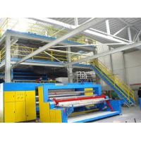 Buy cheap PP / PET spunbond SMS Non woven Fabric Making Machinery / Equipment3200mm from wholesalers