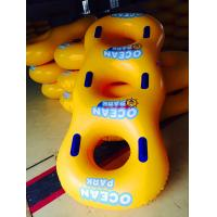 Buy cheap Durable Funny Inflatable Adult Swimming Ring Portable Tyre Tube from wholesalers