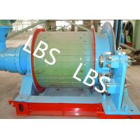 Buy cheap Explosion Proof Heavy Duty Electric Winch Machine Underground Mining Lifting Winch from wholesalers