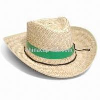 Buy cheap Hat in Western Cowboy Hat Style and Various Colors from wholesalers