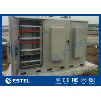 Buy cheap Thermal Insulation Base Station Outdoor Network Cabinet Embedded Telecom Power System from wholesalers