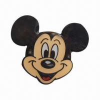 Buy cheap Brass Lapel Pin for Disney, with 2D/3D Design and Silkscreen Process from wholesalers