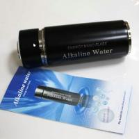 Buy cheap Black Stainless Steel Alkaline Nano Energy Flask To Add Beneficial Microelements product