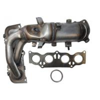Buy cheap Auto Spare Parts Car Exhaust Pipe Catalytic Converter OEM No. 250510H011 for good quality from wholesalers