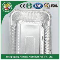 Buy cheap Best quality hot sale china aluminum foil party food container from wholesalers