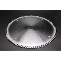 Buy cheap TCT Circular Saw Blade For Cutting Laminated Panel(MDF) panel sizing saw blade from wholesalers