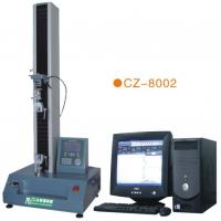 Buy cheap Stainless Steel Micro Computer Textile Tensile Testing Machine 100kg Test Weight 50 / 60HZ from wholesalers