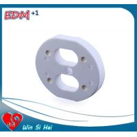 Buy cheap EDM Consumables Mitsubishi EDM Parts Ceramic Lower Isolator Plate M309 X056C356G52 from wholesalers