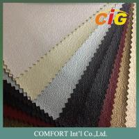 Buy cheap Decoration PVC Artificial Leather With New Designs For Sofa And Chairs product