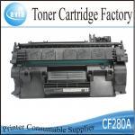 Buy cheap Black toner cartridge 280a for HP laserjet 400m 401dn printers from wholesalers