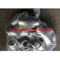 Buy cheap ASTM B-366 ASME SB-366 alloy 6XN UNS NO8367 pipe fittings from wholesalers