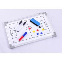 Buy cheap 2-Sided Magnetic Dry Erase Board for coaching equipment from wholesalers