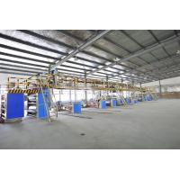 Buy cheap 3-Ply,5-Ply,7-Ply Corrugated Cardboard Production Line With High Efficient from wholesalers