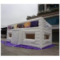 Buy cheap Customized inflatable cube,inflatable cube tents,giant inflatable cube tent from wholesalers