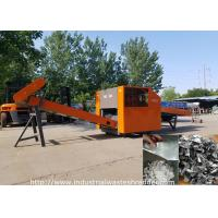 Buy cheap Glass Fiber Felt / Cloth Rag Cutting Machine Twisted Knife With Sharpener from wholesalers