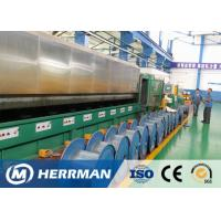 Buy cheap Individual Motor Control Wire Drawing Line , Wire Processing Machine 360KVA from wholesalers