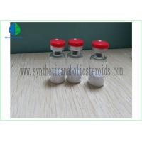 Buy cheap Sermorelin Acetate 2Mg / Vial Human Growth Peptides , HGH Peptides Bodybuilding CAS 86168-78-7 from wholesalers