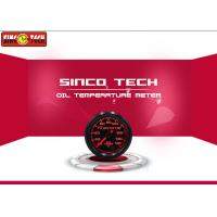 Buy cheap 40 -140 ℃ Car Oil Temperature Gauge Circle Meter Single Pointer Single Function from wholesalers
