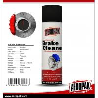 Buy cheap Free Sample Aeropak Brake Cleaner Brake And Clutch Cleaner For Car Care Products from wholesalers